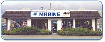JB Marine, repairs, engines, storage, used boats, accessories and more.